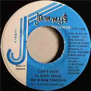 Ilue & King Child Dove - Can't Stop download free